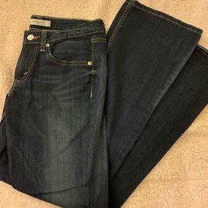 Levi's 518 Superlow Flare Jeans